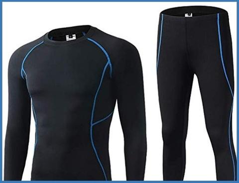 Pantaloni aderenti sportivi intima termica