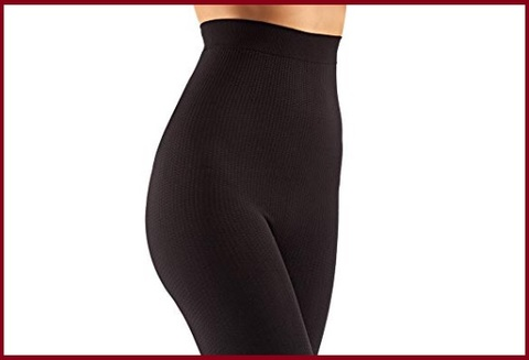 Pantaloni Dimagranti Donna Vita Alta