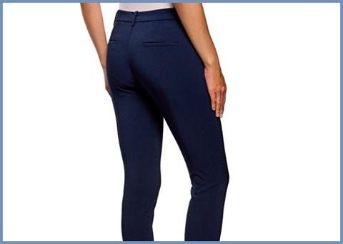 Pantaloni slim fit donna