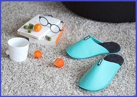 Pantofole ospiti casa