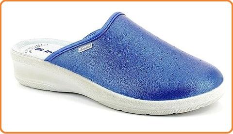 Pantofole donna inblu