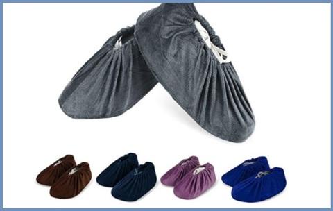 Pantofole ospiti antiscivolo