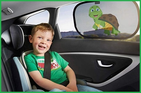 Parasole auto universale bambini
