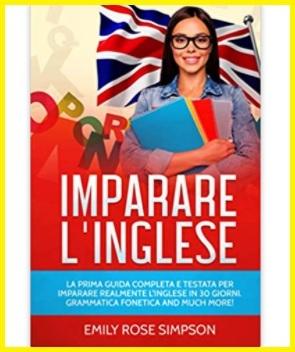 Libri imparare l'inglese
