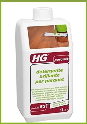Detergente Lucidante E Brillante Per Parquet