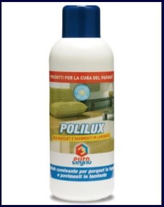 Prodotti detergenti per ravvivare il parquet