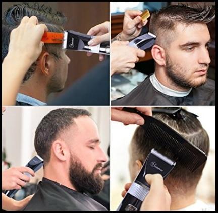 Tagliacapelli professionali uomo