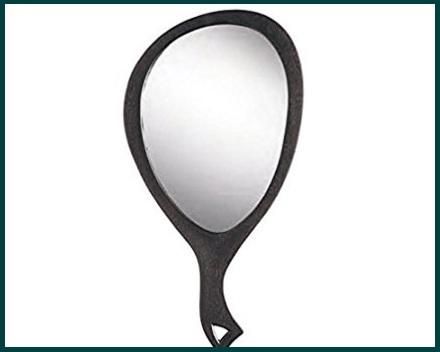Specchio Parrucchiere Portatile