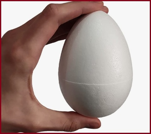 Uova In Polistirolo Da Decorare