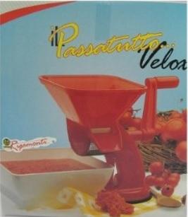 Passapomodoro in polipropilene manuale