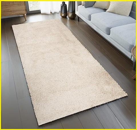 Passatoia beige lungo
