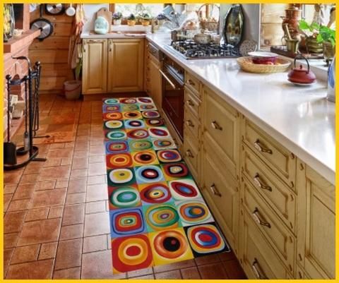 Passatoia cucina lavabile lavatrice