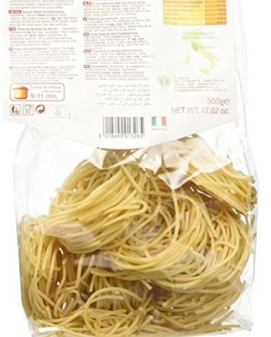 Spaghetti Alla Chitarra Di Grano Artigianali