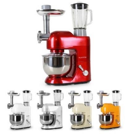 Impastatrice multifunzioanle robot da cucina