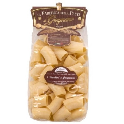 Pasta Artigianale Gragnano Paccheri Lisci