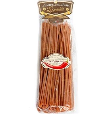 Pasta gragnano linguine al peperoncino made in italy