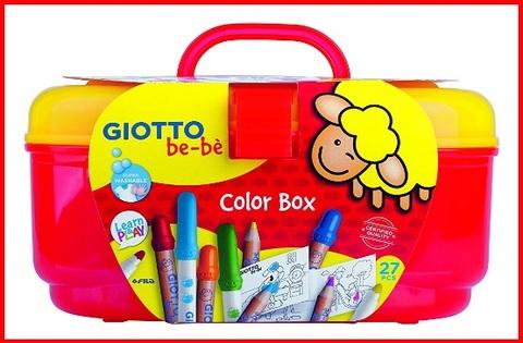 Pastelli Giotto Bebè