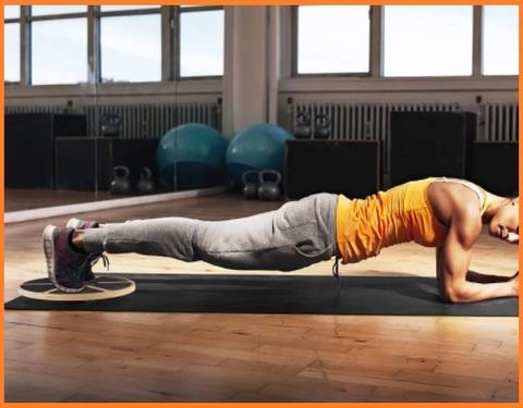 Pedana equilibrio fitness