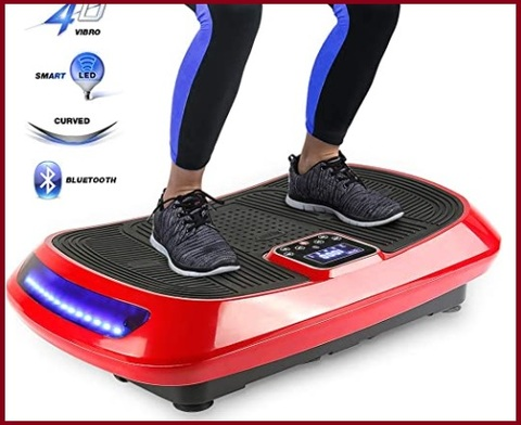 Pedana Oscillante Fitness Bluetooth