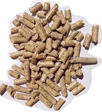 Pellet 100% in legno di faggio certificato