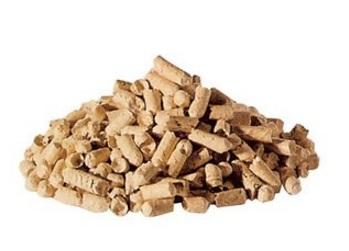 Pellet da 15 kg in puro legno di faggio