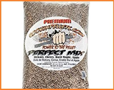 Pellet Barbecue Mix