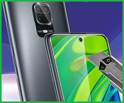Pellicola smartphone silicone