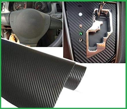 Pellicole Auto 3m Fibra Di Carbonio Grandi Sconti Pellicole