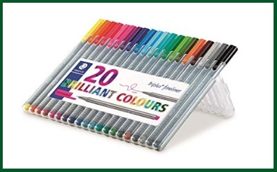 Penne Colorate Staedtler