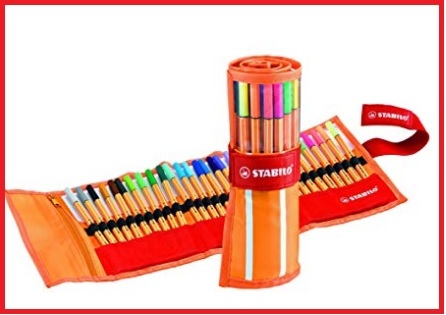 Penne Colorate Stabilo