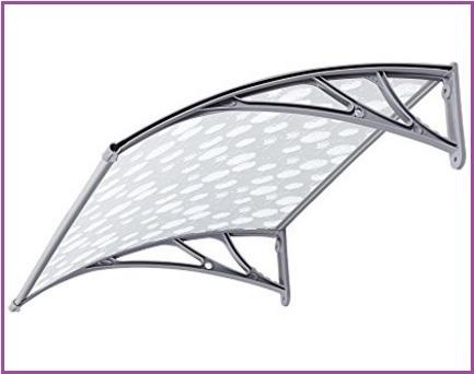 Pensilina Alveolare Modulabile In Alluminio