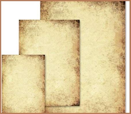 Pergamena A4 Per Stampanti