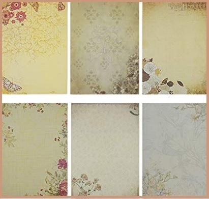 Pergamene Decorate Classic