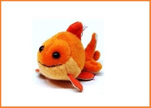 Pesce Rosso Giocattolo