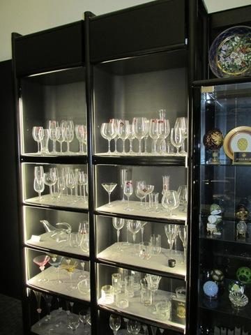 Bicchieri varie forme anche da cocktail in cristallo