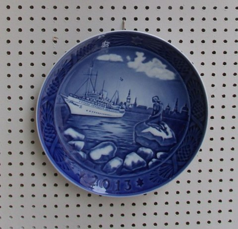 Piatto Tema Mare Ceramica
