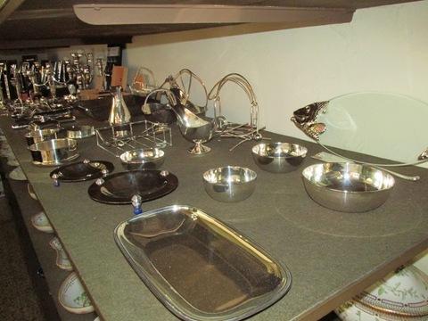 Candelabri teglie per torte recipienti e vassoi