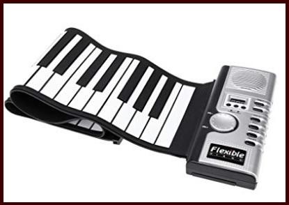 Pianoforte Portatile Elettrico