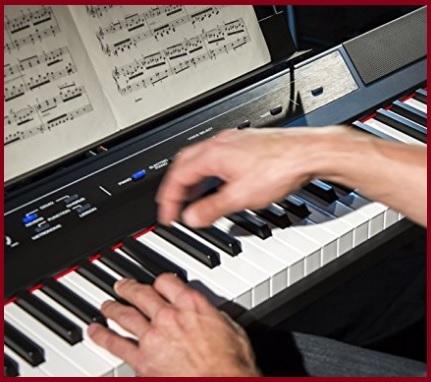 Pianoforti professionali standard