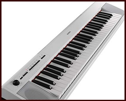 Pianoforti Yamaha Bianco