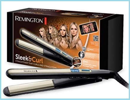 Piastra capelli remington professionale