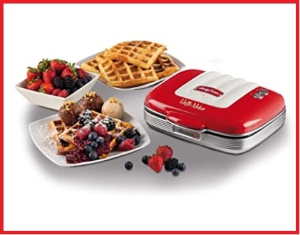 Piastre Waffle Ariete