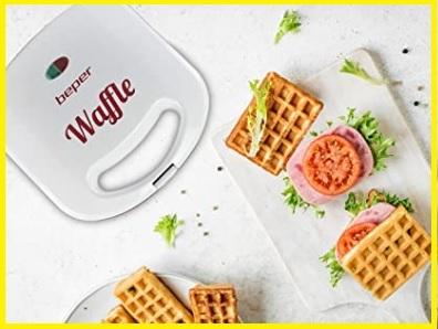 Piastre waffle antiaderente