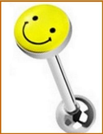 Piercing smile classico per il naso