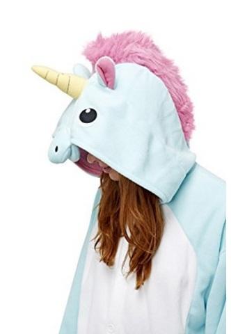 Pigiama completo da unicorno vari colori