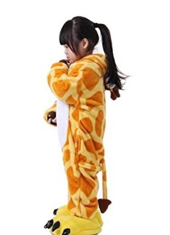 Pigiama bambini unisex giraffa