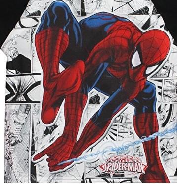 Pigiama Supereroe Spider Man Per Ragazzi