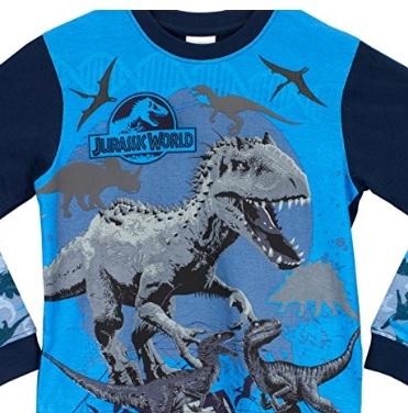 Pigiama Jurassic World Per Ragazzi