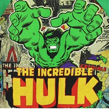 Pigiama Colorato Di Hulk Per Ragazzi