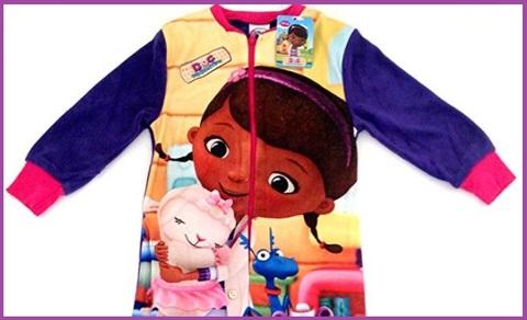 Pigiami Interi Disney Bambini Doc